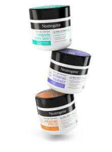 Face care intensive, primeira linha antissinais de Neutrogena